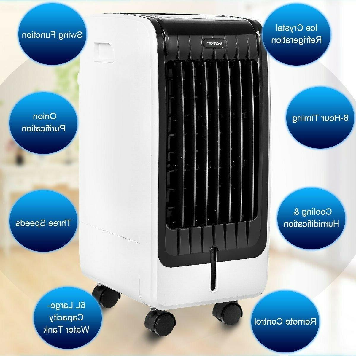 Portable Air Conditioner Control Indoor