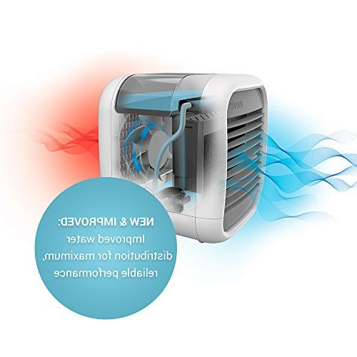 Homedics Portable Air Cooler | Small | Energy Saving, Friendly, Cooling Dorm, Office, Bedroom, | My
