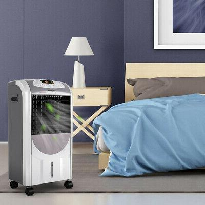 Portable Air Cooler Washable Remote