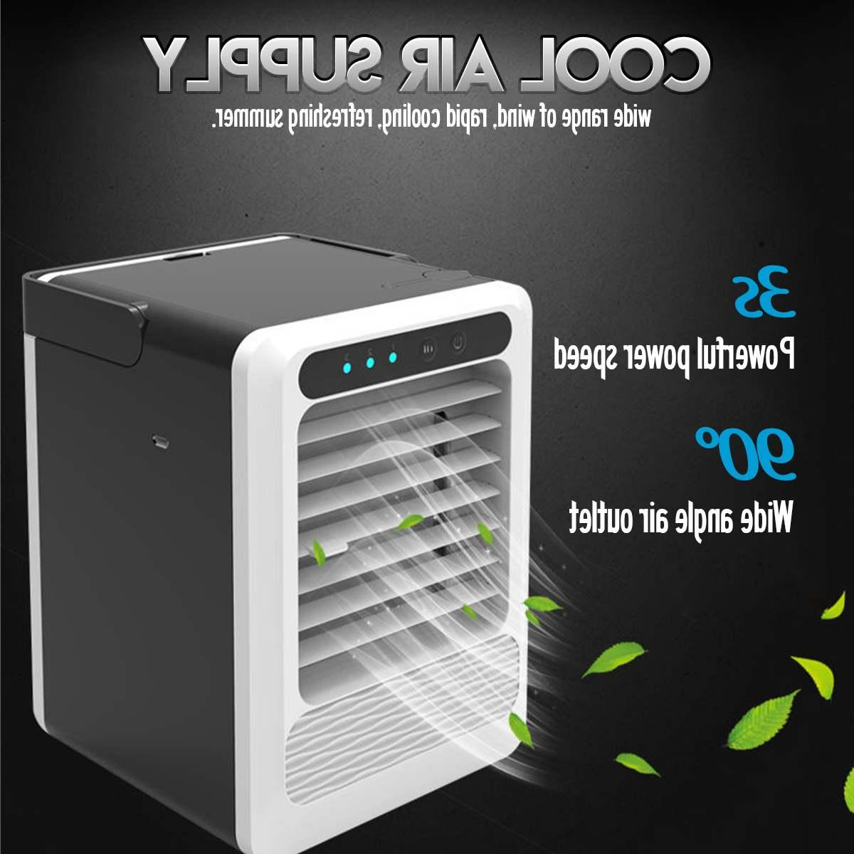 Portable <font><b>Conditioner</b></font> USB Cooling <font><b>Air</b></font> Conditioning Easy Way to 3