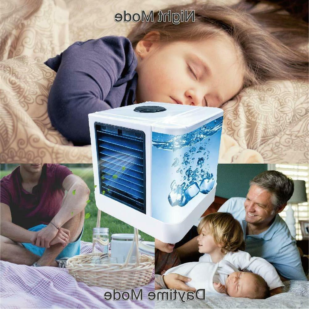 Portable Conditioner Artic AC Cooler Humidifier Fan