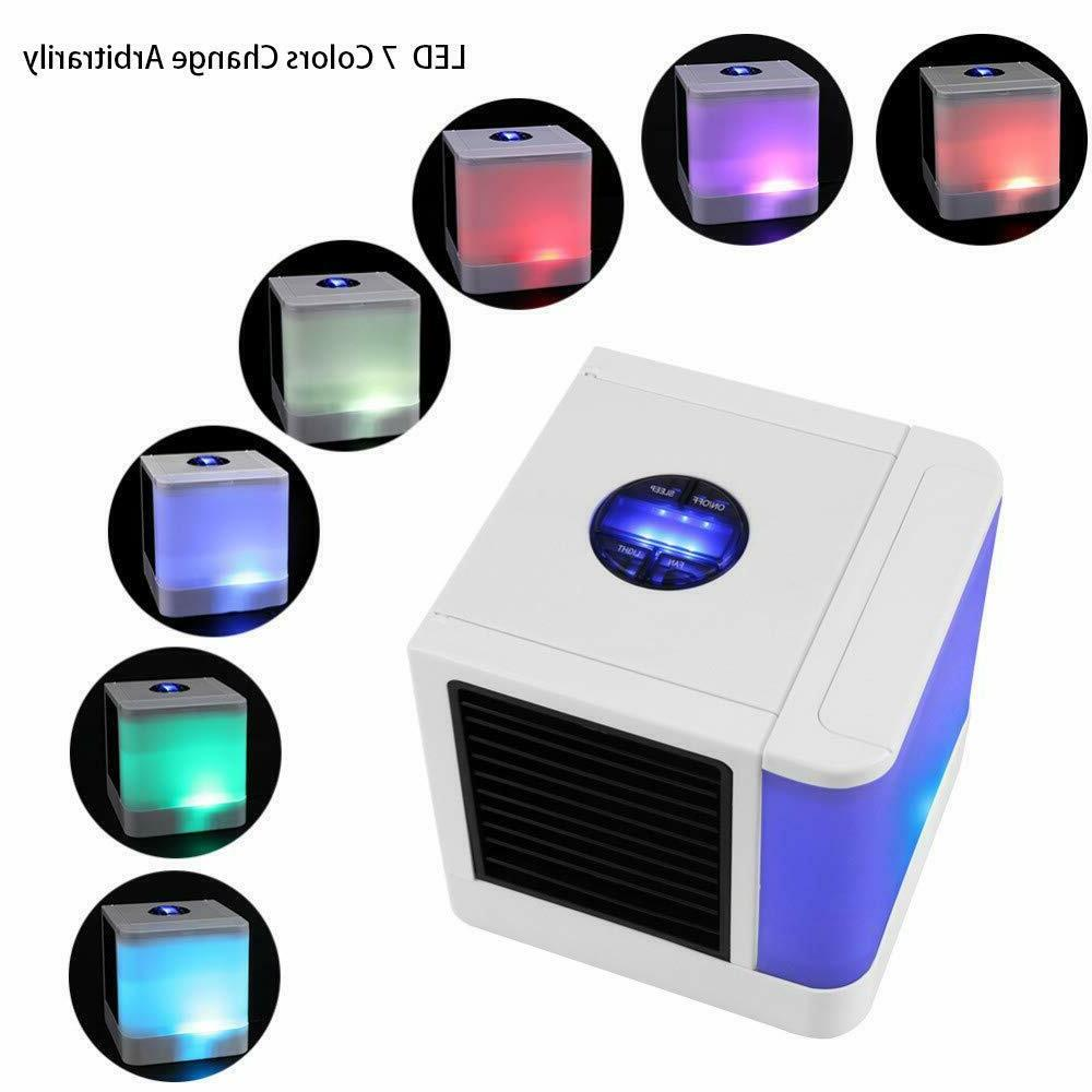 Portable Mini Conditioner Artic Cooling AC Humidifier Fan