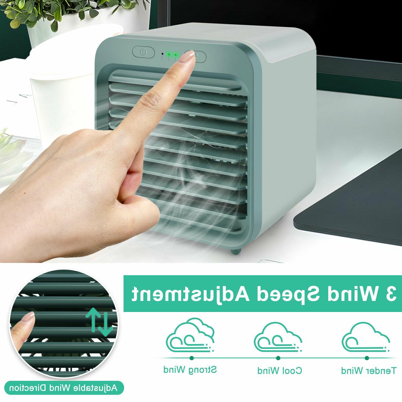Portable Air Purifier Desktop Office