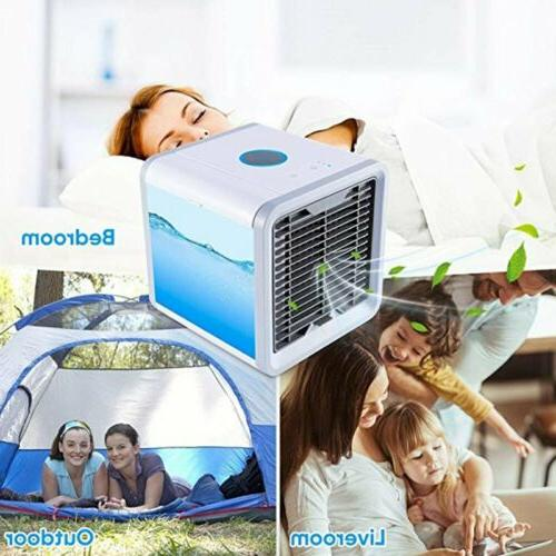 Mini AC Conditioner Personal Unit Cooling Humidifier Purifier
