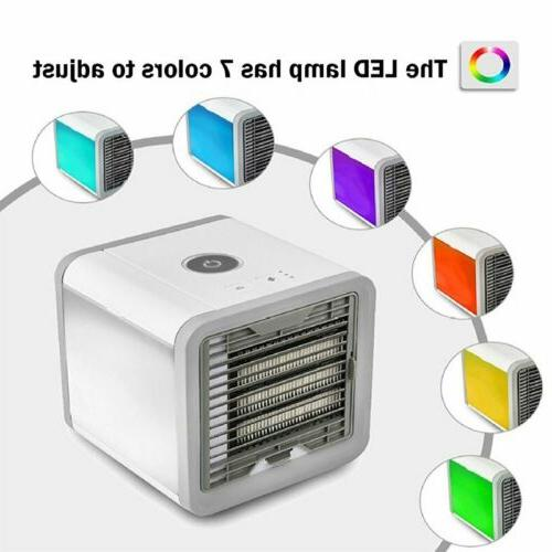 Mini AC Personal Unit Cooling Humidifier Portable