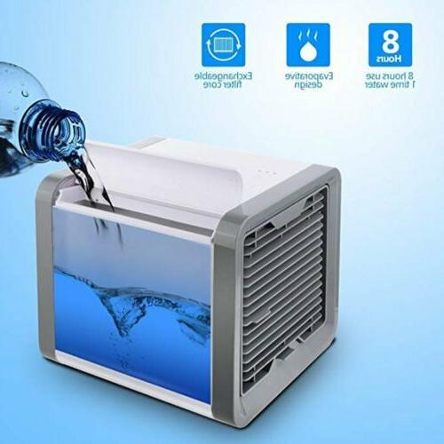Portable Mini Conditioner Unit Cooling Purifier