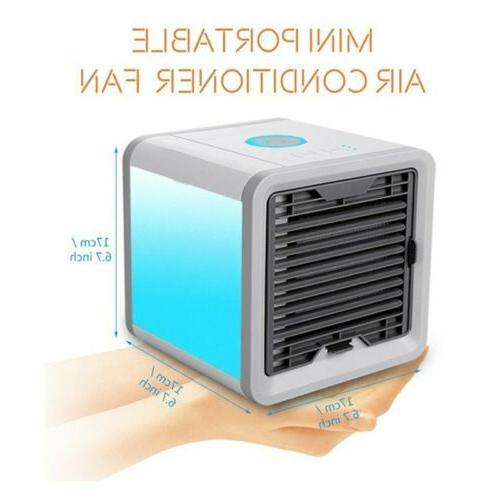 Mini AC Personal Unit Fans Humidifier