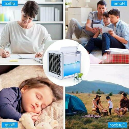 Portable Mini AC Conditioner in Unit Cooling Fans