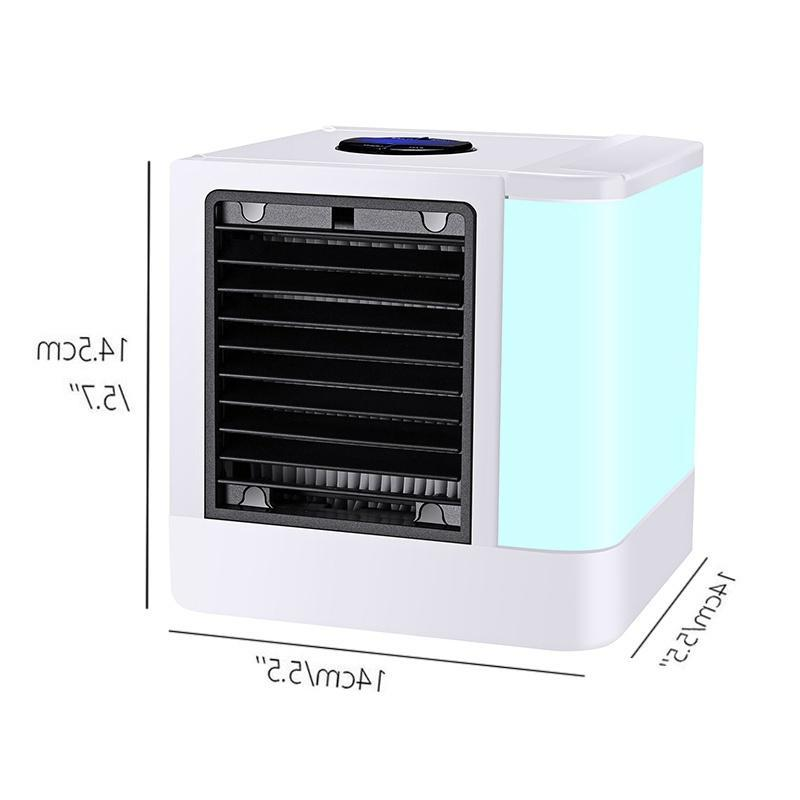 Portable Mini Fan Personal Space The Quick to Cool Any Home Conditioning