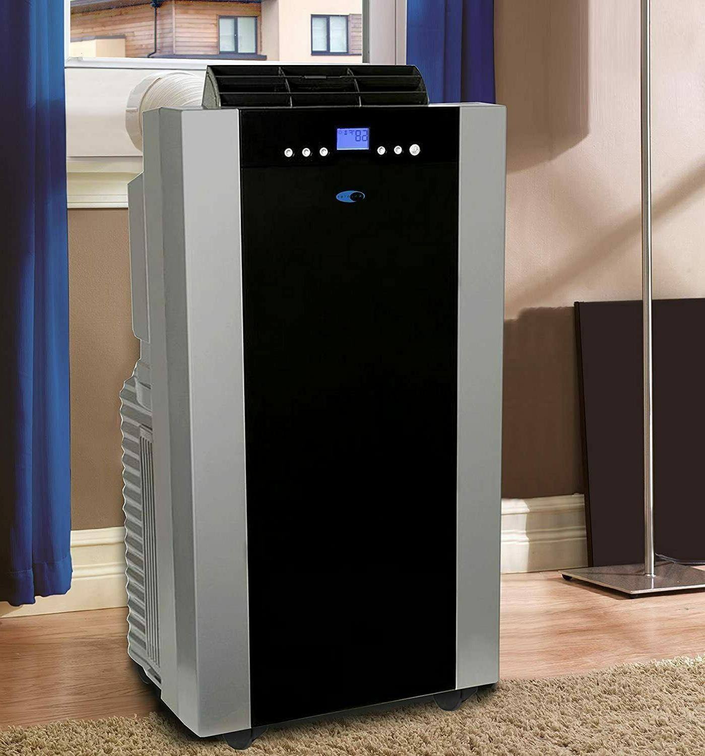 Whynter Portable Air Conditioner 14,000 BTU Dehumidifier Hea