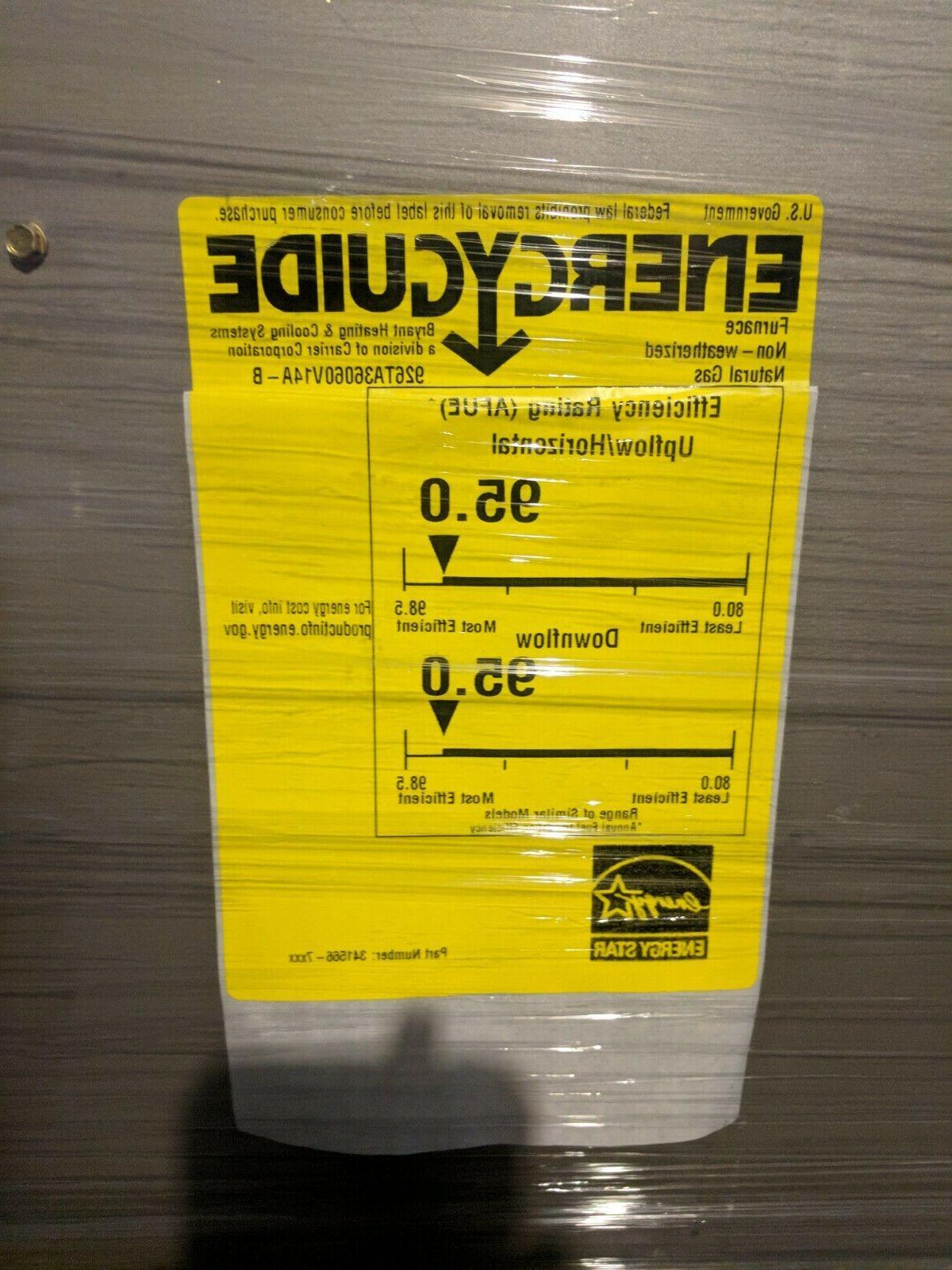 Bryant® Preferred 95% 60000 Btuh Condensing Gas 2