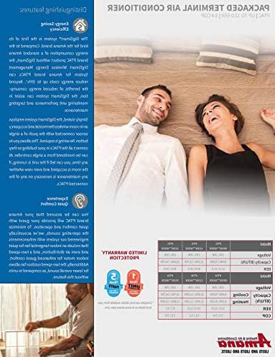 Amana Air Conditioner Heater,
