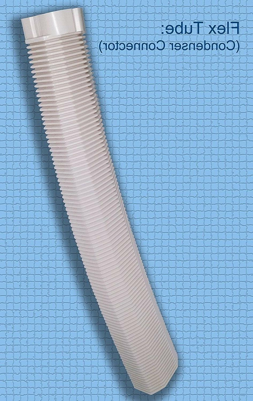 PVC Cover Mini Aircon Conditioner Pump Pipe Hide Wall