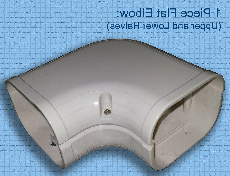 PVC Line Mini Split Conditioner Heat Hide