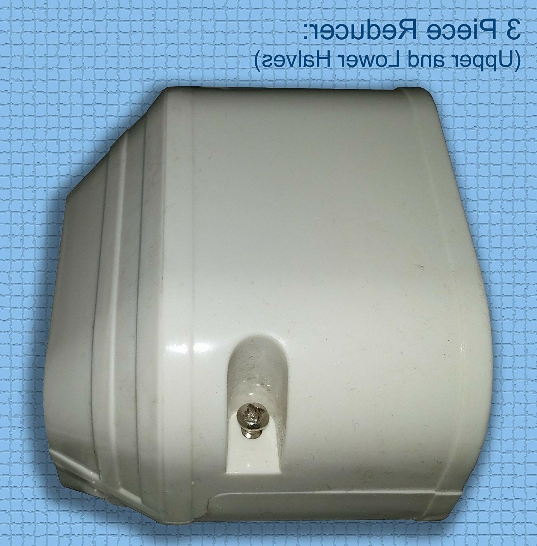 PVC Line Conditioner Hide Wall