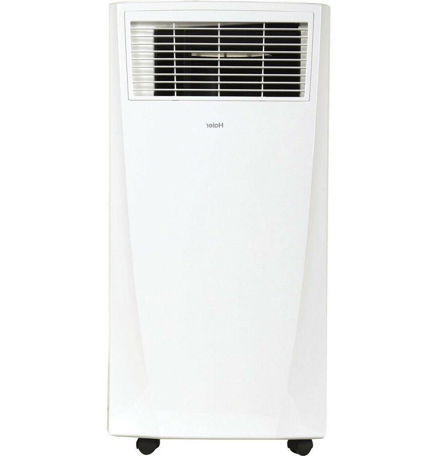 Haier QPCD05AXMW 2 Fan Speed Remote Control Portable Air Con
