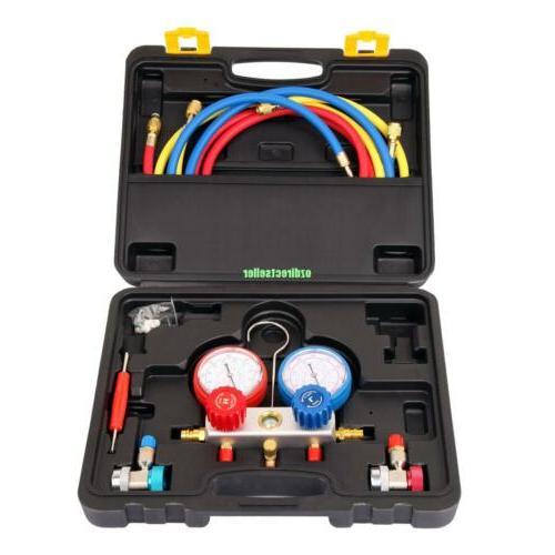 R134a R22 R410a AC Manifold