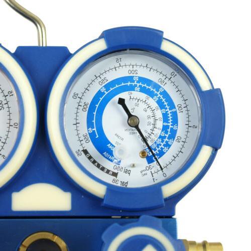R134a A/C Gauge 4FT Conditioner