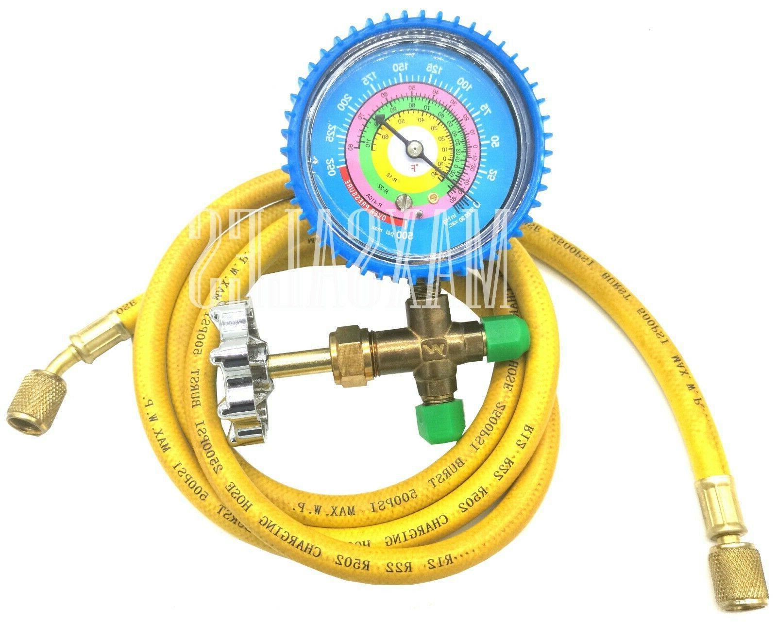 r410a r12 r22 single manifold gauge 4