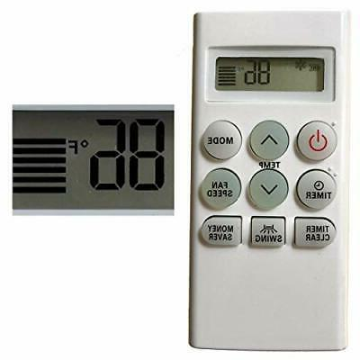 Replacement Friedrich Air Conditioner Remote Control AKB7375