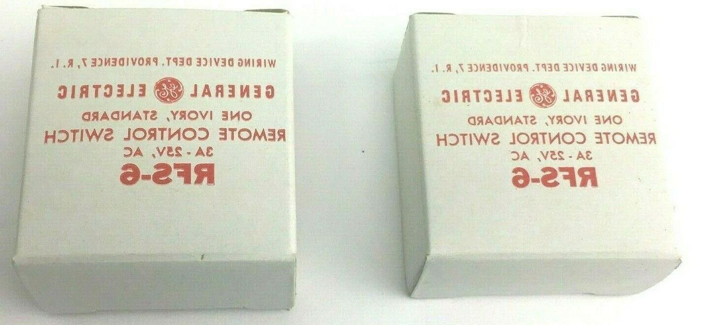 rfs 6 remote control switch 3a 25v