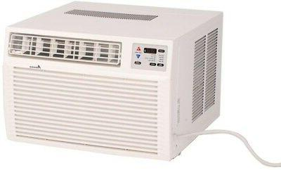 Room Heater Air Conditioner Window Mount Touch Remote Home C