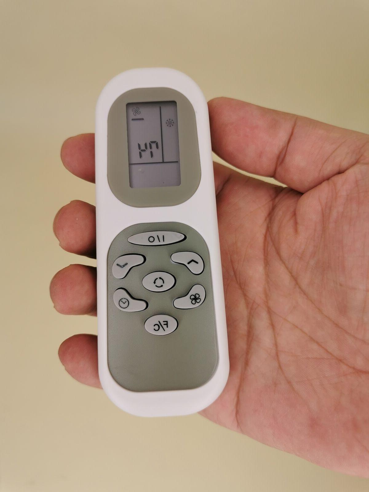 Second generation for Frigidaire Air Conditioner Remote Cont