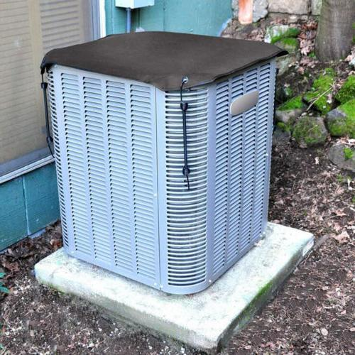 Size_S Sturdy Air-Conditioner Covers for All Season use