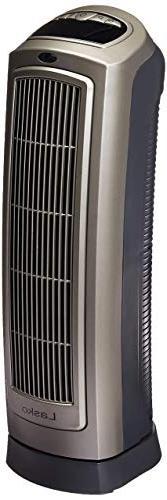 Lasko Space Heater, 8.5″L x 7.25″W x 23″H, 755320