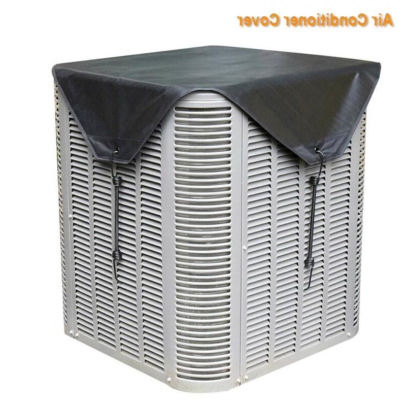 AC Air Conditioner Accessories Defender - Winter Proof Cover