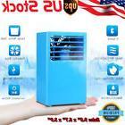 9.5'' Mini Portable Air Conditioner Small Office Fan Quiet P
