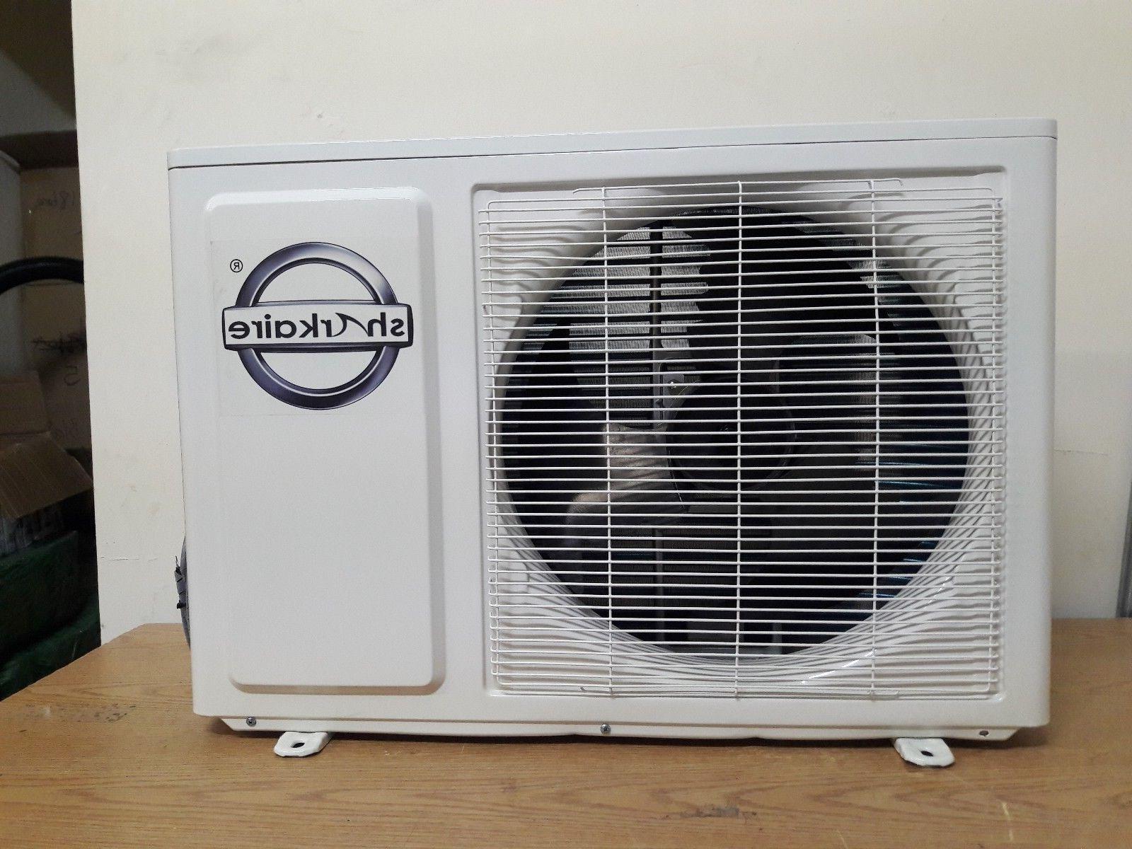 Super Efficient 12000 BTU Split Conditioner