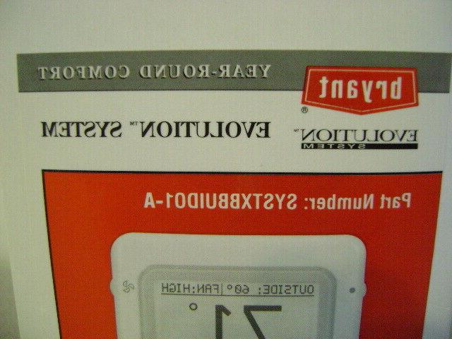 SYSTXBBUID01-A Programmable Thermostat~ NEW