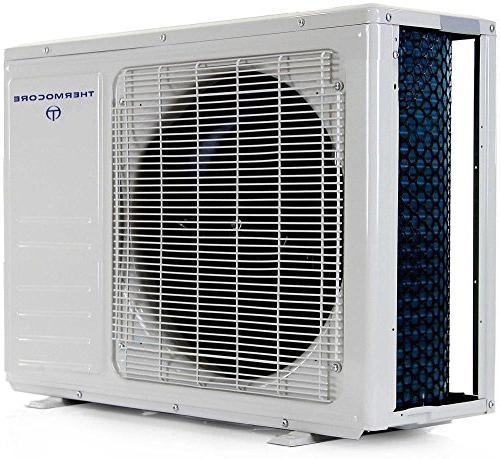 Thermocore T322d H236 9 22 Seer Tri Zone Ductless