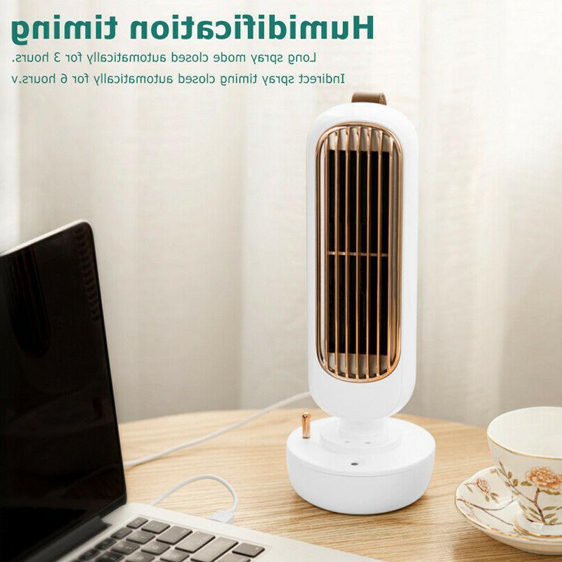 Tower Fan 2in1 Air Conditioner Cooler Fan Ultrasonic