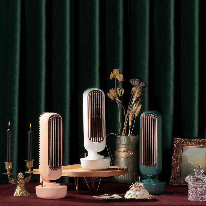 Tower Air Conditioner Fan Ultrasonic Humidifier