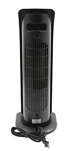 Hurricane Heater | 70 Degree Oscillating w/ Remote Control