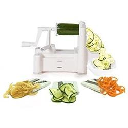 Spiralizer Tri-Blade Vegetable Spiral Slicer, Strongest-Heav