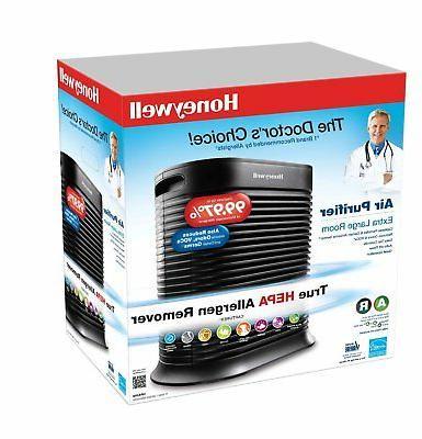 Honeywell True HEPA sq. Allergen Air Purifier