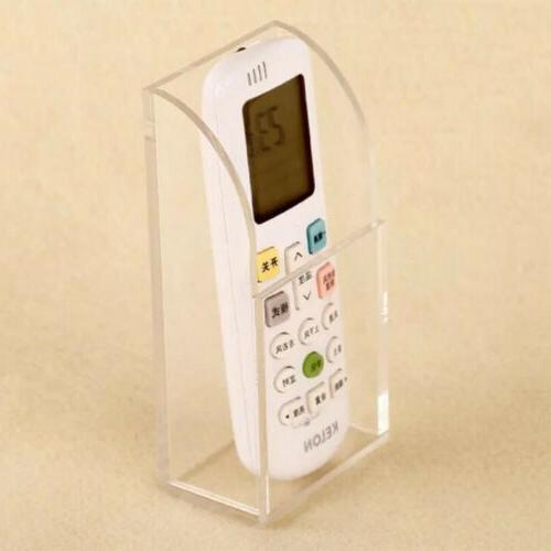 TV Air Conditioner Control Acrylic Mount Box