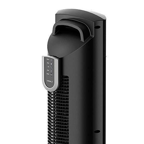 Lasko T48310 Xtra Performance Fan, inches, Black