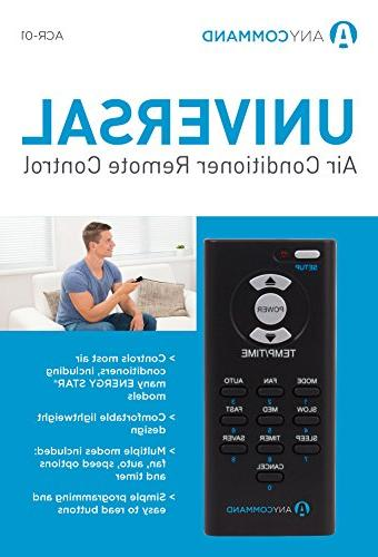 AnyCommand Universal Remote Control Window Air