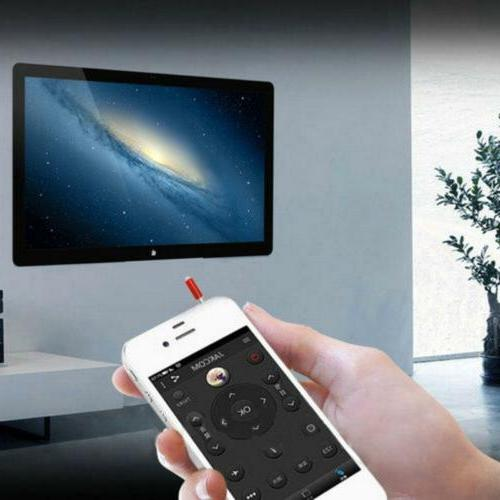Universal TV STB conditioner IR Remote Control Fr iPhone CA