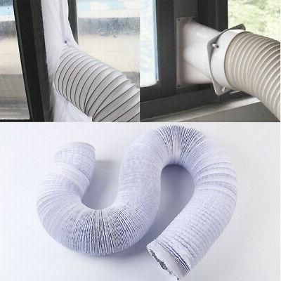 Air Conditioner Part Accessories Exhaust Duct Interface ABS