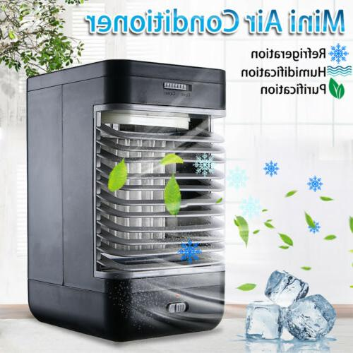 Portable Mini Conditioner Bedroom Air Cooler