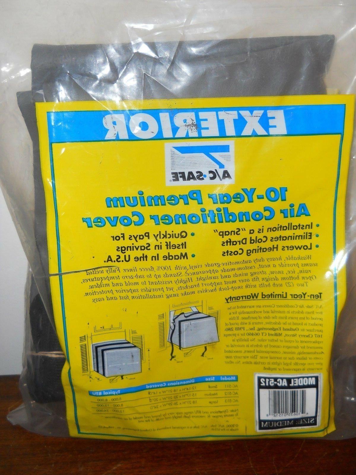 USA AC-SAFE AIR CONDITIONER Premium cover/ Protector Exterio
