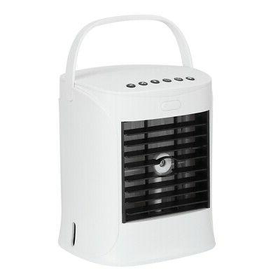 USB Mini Air Humidification Cooler Built-In Speak