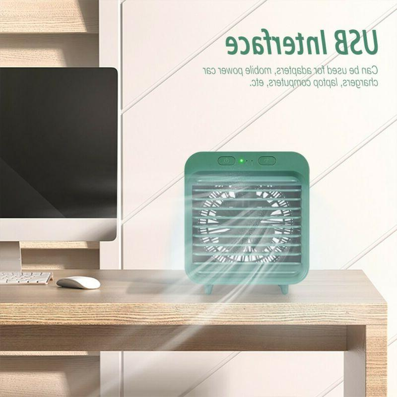 USB Mini Portable Conditioner Air Upgraded