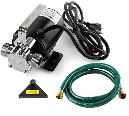 SumpMarine UTP 115-Volt 330 GPH Portable Transfer Water Pump