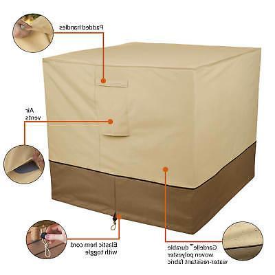 "Classic Accessories Air Conditioner Cover - 34"" x H"